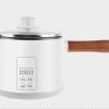 自从有了家用韩式多功能电煮锅 想吃宵夜再也不用点外卖!