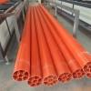 外径156PVC圆七孔管,PVC圆七孔电力管  厂家直销