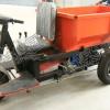 2吨电动三轮车,矿用自卸三轮车