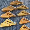绝缘导线卡线器25-70铝镁合金卡线器铝合金夹头卡头拉线器