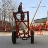 下置式运杆车 电线杆运输车、运杆炮车 厂家直供