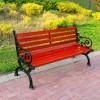 供应献县瑞达户外休闲椅露天实木座椅
