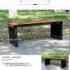 供应献县瑞达公园公共休闲长凳防腐木休闲平凳