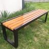 供应献县瑞达实木休闲平凳浴室更衣室长条凳