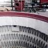 井式气体氮化炉墙内衬耐火保温材料陶瓷纤维模块