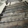 精选供应加厚工业用输送链板 大节距链板输送带