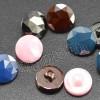 汤斯敦球花陶瓷纽扣 新型辅料设计专业工艺陶瓷厂家