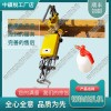 内燃木枕钻孔机NZMZ-20型_内燃钢轨钻孔机_铁路